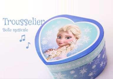 Fournisseur de boîte à musique Trousselier.
