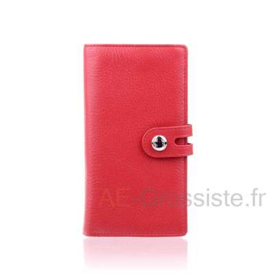 Portefeuille femme cuir LC CHL918