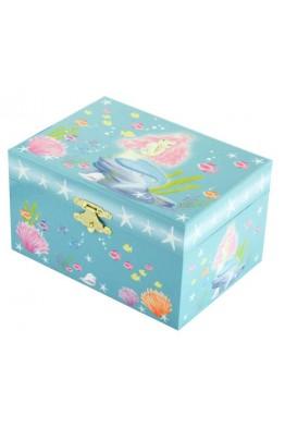 TROUSSELIER S50677 Musical box Ariel Little Mermaid