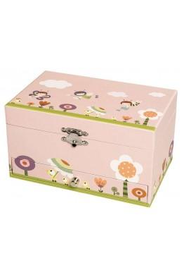 TROUSSELIER S60609 Musical box NIOUI NINON