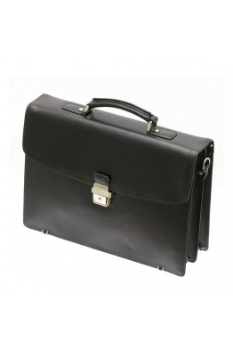DAVID'S 460239 Leather briefcase