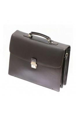 DAVID'S 460241 Leather briefcase