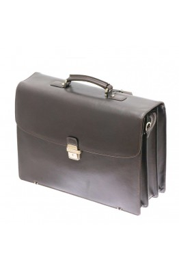 DAVID'S 460344 Leather briefcase