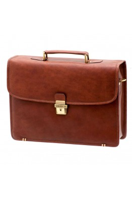DAVIDT'S HARVARD 464339 Leather briefcase