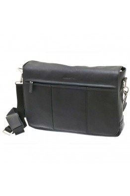 DAVIDT'S LEWEN 600755 Leather messenger bag