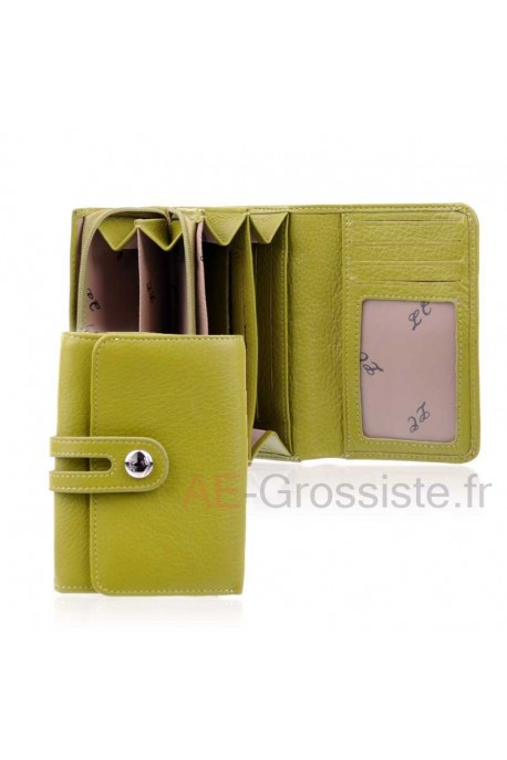 Leather purse LC CHL093