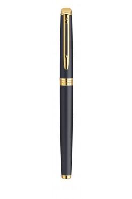 Waterman roller Hémisphère noir mat attributs dorées S0920750
