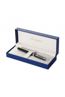 Waterman Hémisphère flat black chrome trim Fountain pen