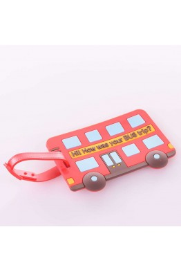 Suitcase tag BUS