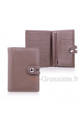Leather Wallet LC CHL805