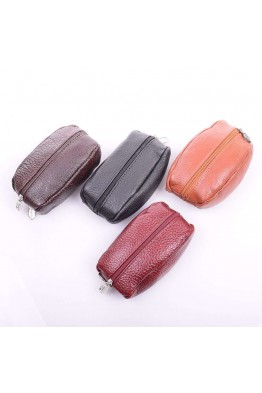 G180 Leather purse pack of 12 mixed