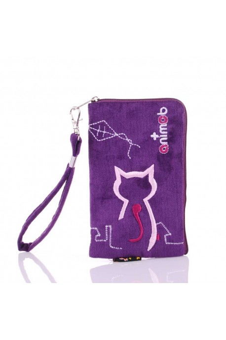 A01-578 Animob Phone pouch pack of 12