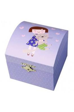 TROUSSELIER S41607 Musical box