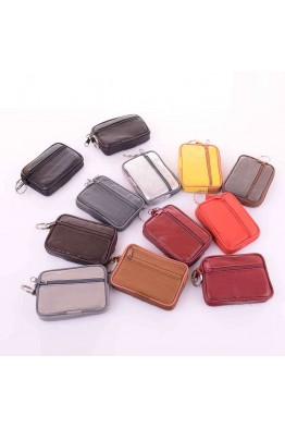 Leather purse pack of 12 mixed