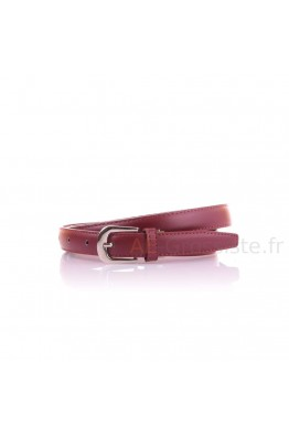 750920 Women's Synthetic Belt Red