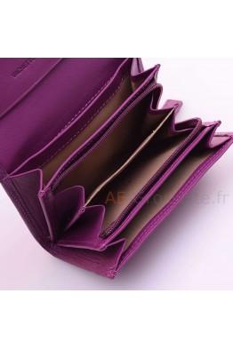 AC1041 Porte-Monnaie cuir Fancil