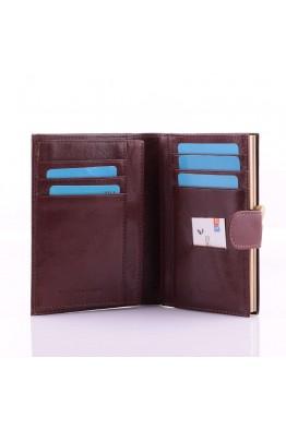 FA336 Porte-monnaie / Portefeuille à fermoir cuir Fancil