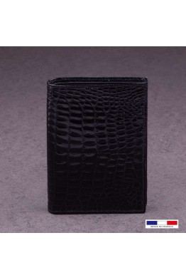 SELLERIE FRANCAISE SF1471 Leather wallet
