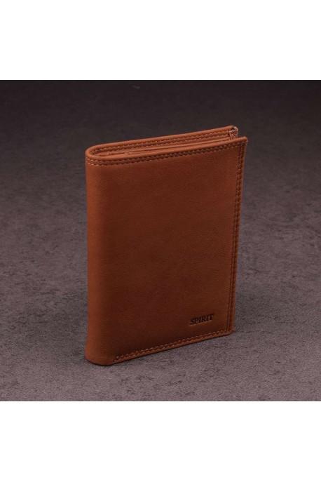 Portefeuille cuir format italien Spirit R6735