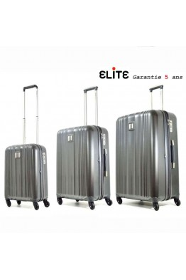 Set of 3 Polycabonate trolley suitcase