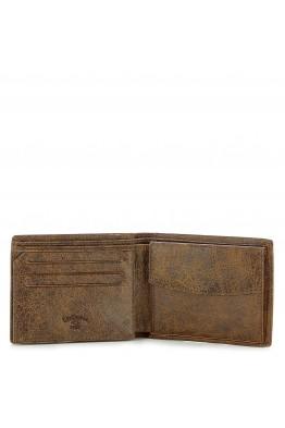 LC-667918 Portefeuille format italien cuir de vachette Lee Cooper