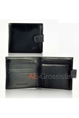 Leather Wallet Spirit 6728