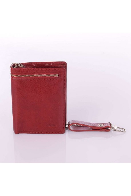 Spirit 6549R Wallet with chain