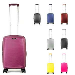 "Valise trolley taille cabine 100% Polycarbonate Elite ""Pure2""-21018"