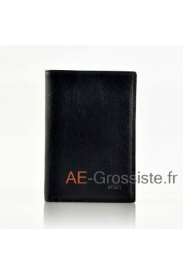 Leather Wallet Spirit 6805