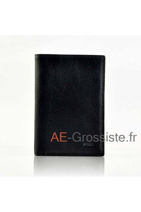 Leather Wallet Spirit 6805