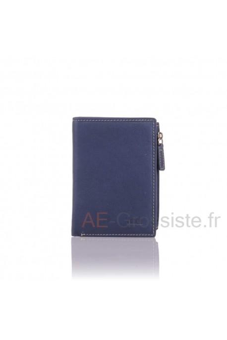 Leather Wallet Fancil SA902