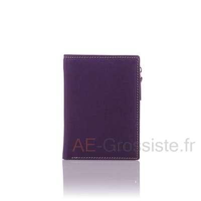 Portefeuille cuir Fancil SA902