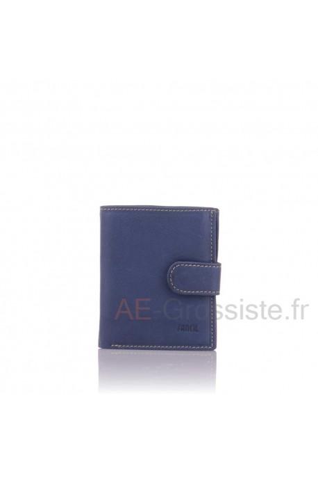 Leather Wallet Fancil SA903