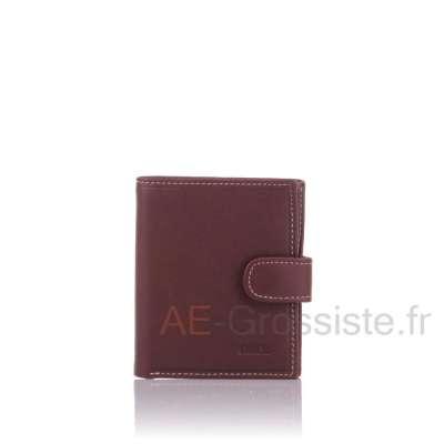 Porte-monnaie cuir Fancil SA903