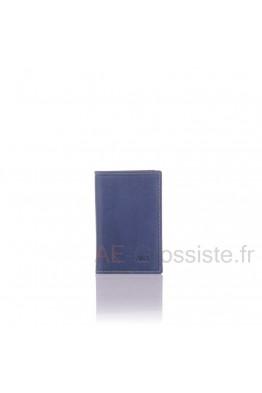 Leater card holder Fancil SA907