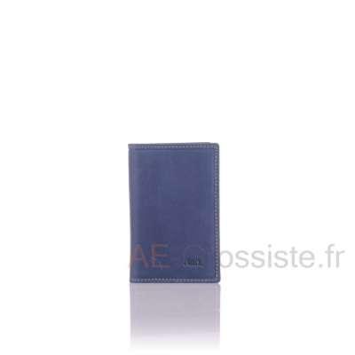 Porte-carte cuir Fancil SA907