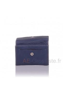 Leather purse Fancil SA909