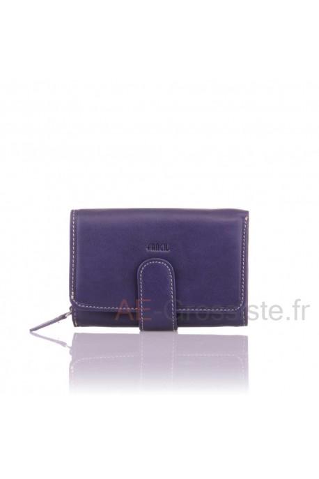 Leather purse Fancil SA904