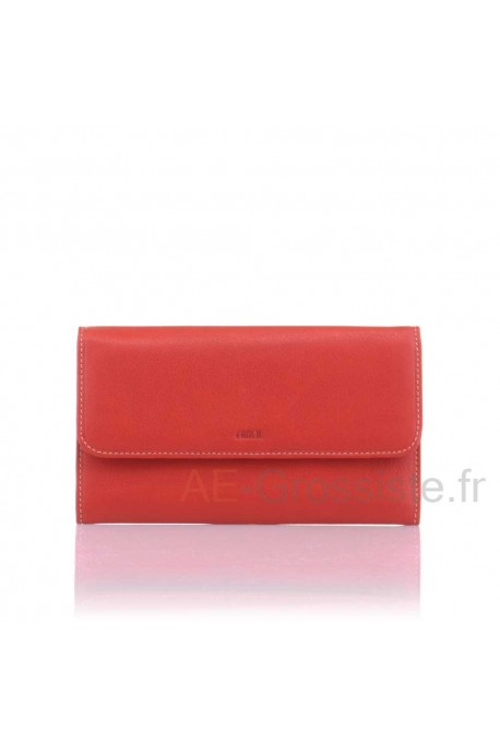 Leather organizer wallet Fancil SA906
