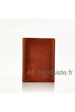 Leather Wallet Spirit 6855