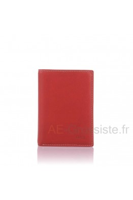 Portefeuille cuir Fancil SA912