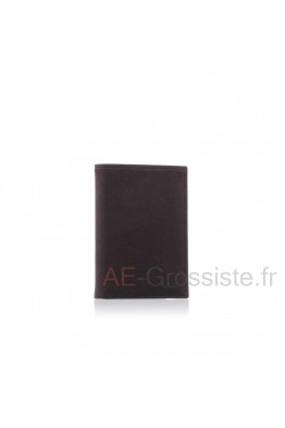 Nubuck leather wallet SPIRIT B5881