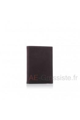 Nubuck leather wallet SPIRIT B5881