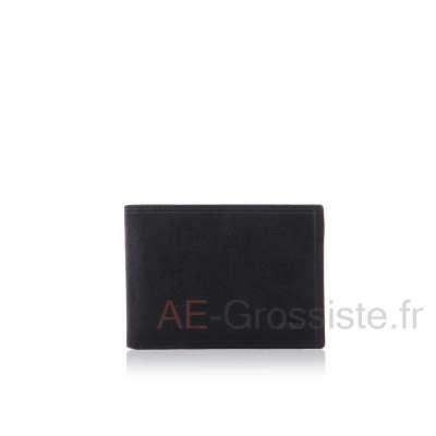 Portefeuille nubuck format italien SPIRIT B5706