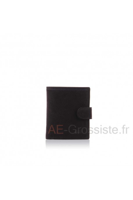 Nubuck leather purse SPIRIT B5551