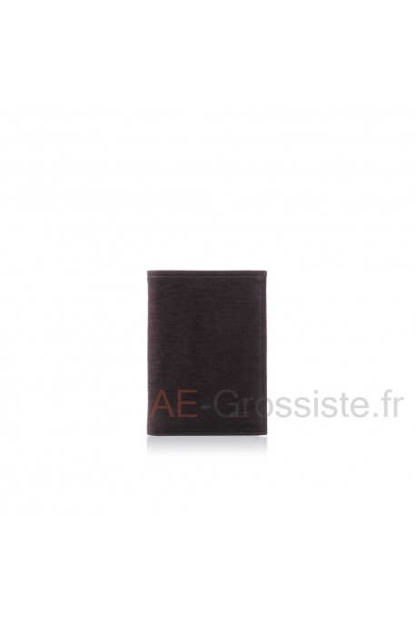 Nubuck leather wallet SPIRIT B5802