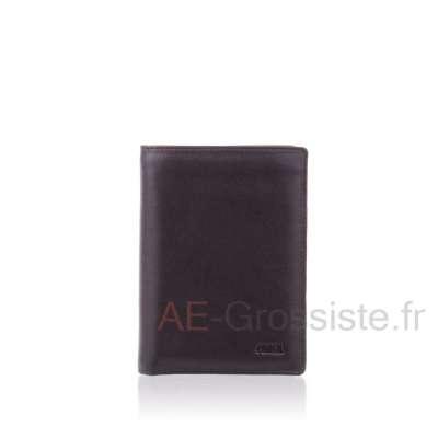 Portefeuille cuir Fancil FA201