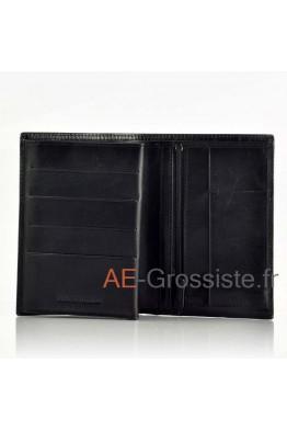 Leather Wallet Spirit 6881