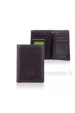 Leather Wallet Fancil FA201