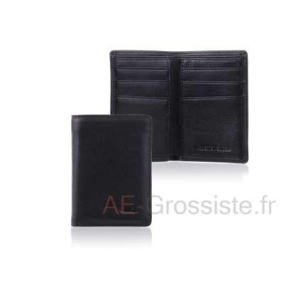 Porte-carte cuir Fancil FA205